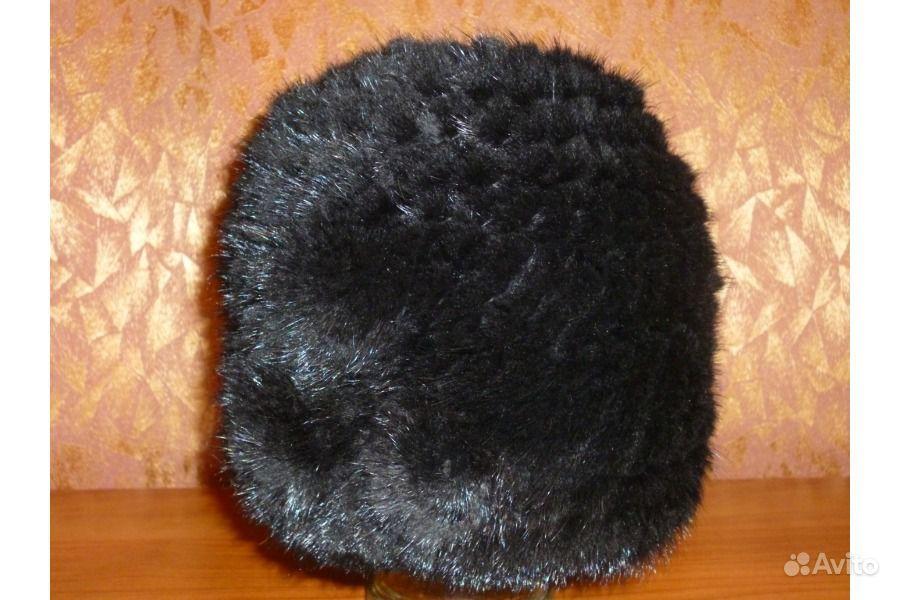 Видео вязать шапки из норки