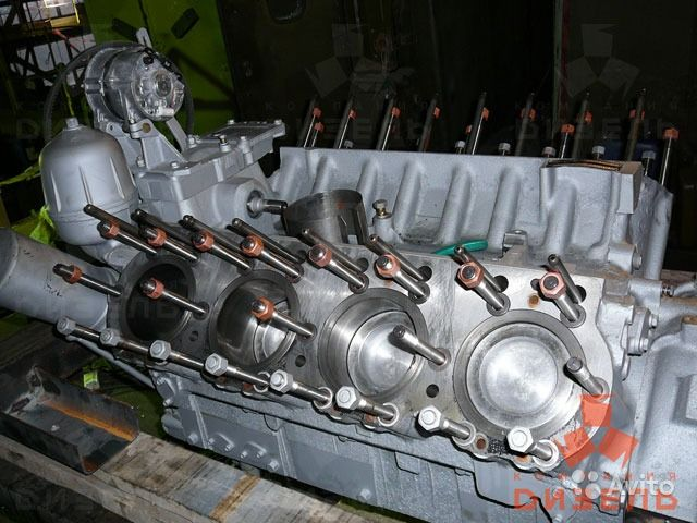 руководство по ремонту двс ямз-238 - фото 6