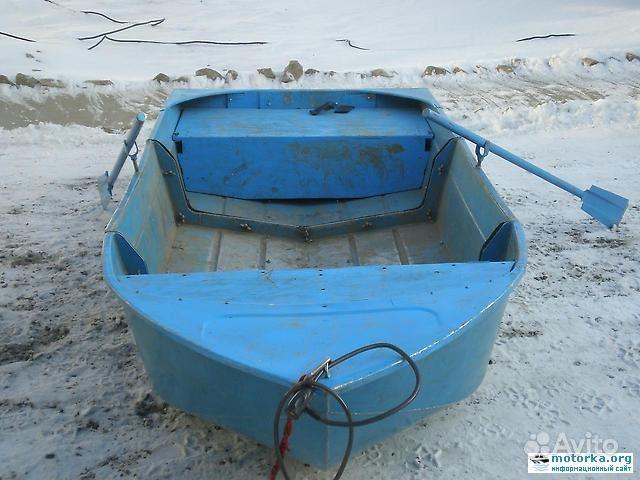 дюралевая лодка малютка украина