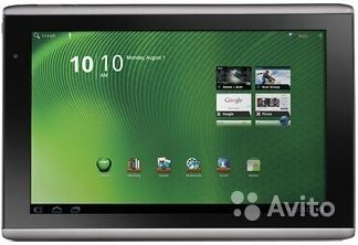Планшет Acer Iconia Tab A500 32Gb. Краснодарский край, Сочи