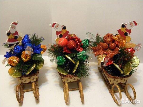 Сувениры и подарки своими руками на новый год