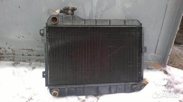 Радиатор на ваз 2106 фото