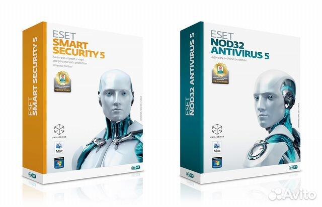 Объявление о продаже Ключ Eset Nod 32 Smart Security в Санкт-Петербурге на