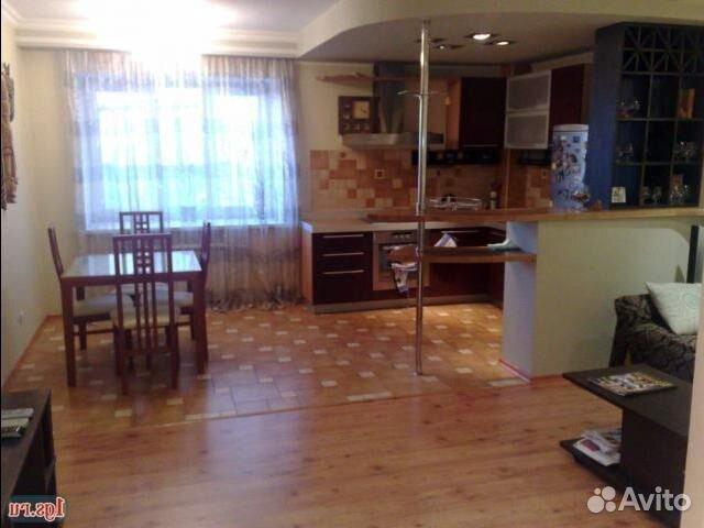 Дизайн кухни совмещенный с залом фото