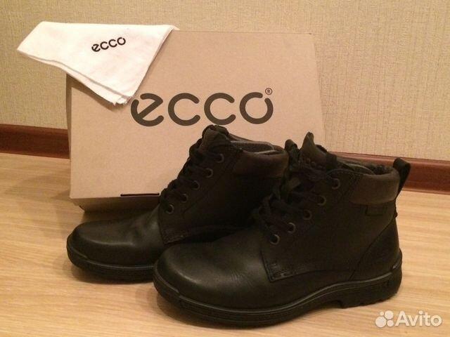 Мужские ботинки ECCO | Купить в интернет-магазине