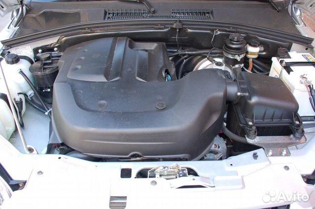 Крышка двигателя на ниву шевроле