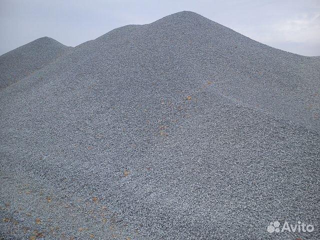 Вторичный бетонный щебень с доставкой