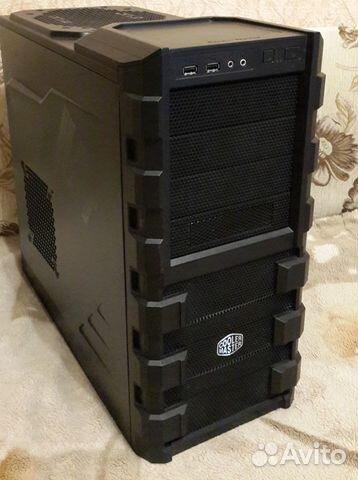 Продам i7 системный блок 8 ядерный, игровой, в идеале