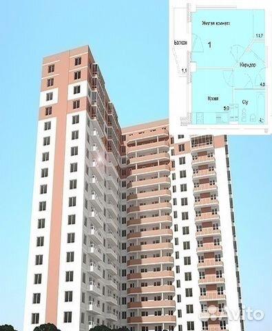 Продам комнату в 2-к квартире, волгоград г, поселок аэропорт 20, волгоград