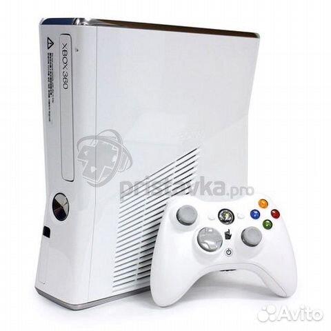 Игровая консоль xbox 360 500gb + forza horizon 2 + пров геймпад + gears of war judgment + minecraft от магазина