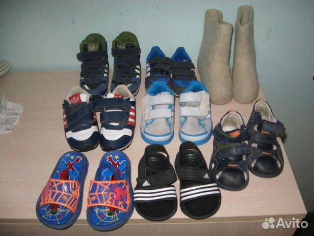 Детская обувь купить в рязани