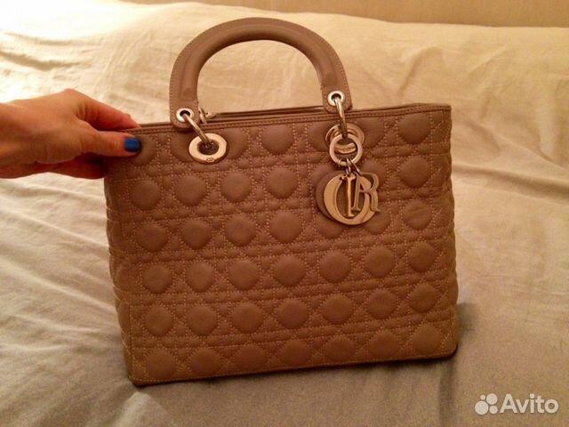 В продаже Сумка Dior по доступной цене c комментариями пользователей и описанием, продаю в Москва - Сумка Dior в...