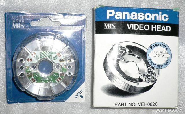 Видеоголовка для Panasonic NV-