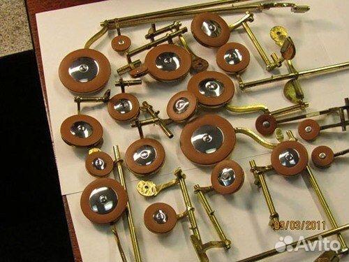 оснастка для ремонта саксофона