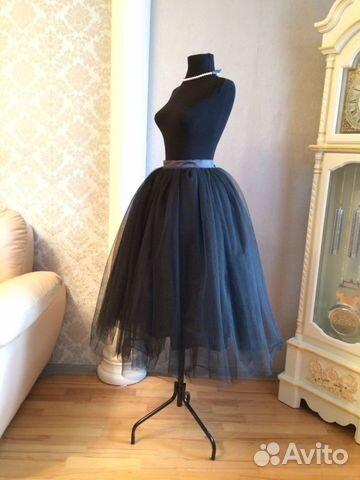 Платье из тюля своими руками фото 4