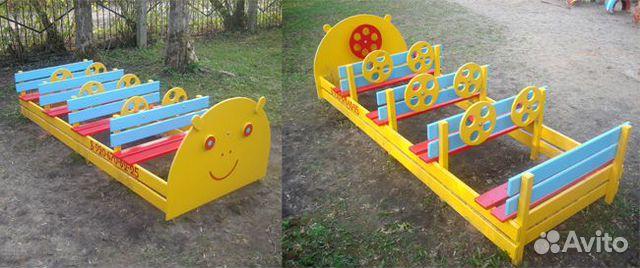 Своими руками площадка для детского сада