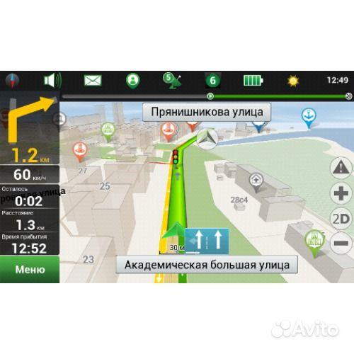 Как обновить навигатор   ИнфоВек