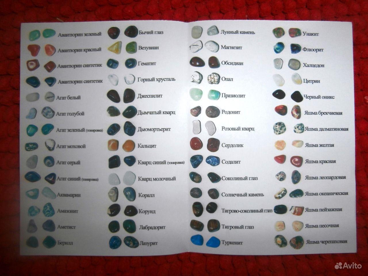 Купить коллекции камней и минералов по низкой цене