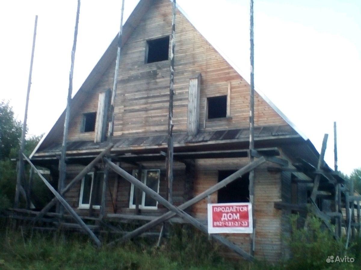 Недвижимость Дома, дачи, коттеджи / Дом 78 м² на участке 15 сот.