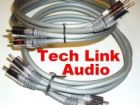 Кабель Audio Tech Link 1.0m 2x2 RCA межблочный