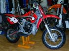 Factory bike 50 cc