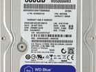 HDD 500гб WD5000aakx
