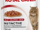 Корм Royal Canin instinctive в желе 85 гр