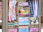Новые шкафы из моющей ткани