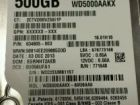 Жесткий диск 500 Gb Western Digital WD5000aakx Cav