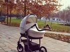 Коляска детская Cam 2в1 итальянская