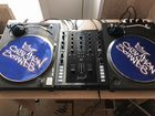Technics 1210 mk 2 + Concorde Pro S + Flight Case