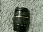 Tamron 18-200 for Sony f3.5-6.3