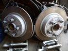 Ниссан Кашкай j11 тормозные диски,ступицы,супорта