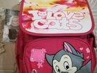 Школьные новые рюкзаки