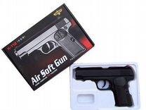 Детский металлический пистолет К-33