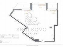 3-к. квартира, 120 м², 3/6 эт.