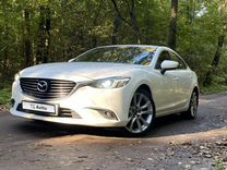 Mazda 6, 2016, с пробегом, цена 1628000 руб.