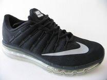 Кроссовки Nike Air Max 2016 Текст.Черн.Прозр.По 44 696f5660e42
