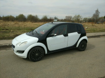 Smart Forfour, 2005 г., Москва