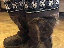 ef6616806633 унты женские - Купить одежду и обувь в Новосибирске на Avito