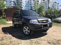 Chevrolet Niva, 2017 г., Самара