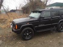 Jeep Cherokee, 2000 г., Челябинск