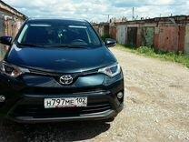 Toyota RAV4, 2017 г., Уфа