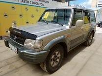 Hyundai Galloper, 2002 г., Самара