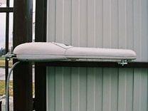 Привод для откатных ворот на массу до 400 кг