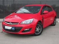 Opel Astra, 2014 г., Нижний Новгород