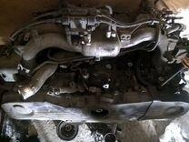 Двигатель EJ202 subaru forester SG5 2004 г — Запчасти и аксессуары в Челябинске