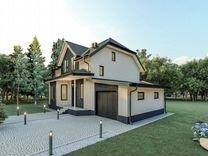 Проектирование коттеджей, 3D визуализация