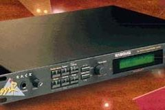 Ensoniq MR-Rack