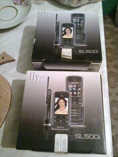 Сотовый телефон-слайдер Флай-500 SL объявление продам